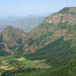 Landscape in Ethiopia — Stock Photo #9152144