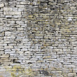 Cotswolds dry stone wall background — Stock Photo