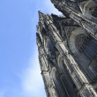 Kolner dom cologne cathedral germany — Stock Photo