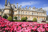 Waddesdon manor country house buckinghamshire — Stock Photo