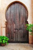 Arabische deur — Stockfoto