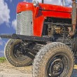 Old Farm Tractor — Stock Photo