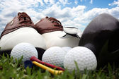Golf Shoes — Stock Photo