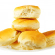 Hamburger buns — Stock Photo