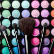 Multi colored make-up — Stock Photo #10351720