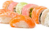 Jeu de sushi — Photo