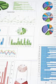 Charts and diagrams — Stock Photo