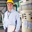 Industrial technician — Stockfoto #10212225