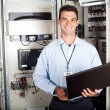 Industrial engineer - Stock Photo