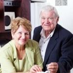 Retirement savings — Stock Photo