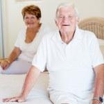 Senior couple — Stock Photo #10254850