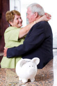 Retirement investment — Stock Photo