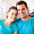 Loving young couple — Stock Photo #10422944