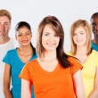 Group of multicultural - Foto Stock