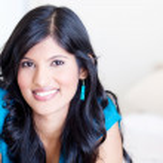 Beautiful young hispanic woman — Stock Photo