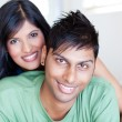 Lovely young couple — Stock Photo #10423634