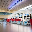 Airport check in counter — Stock Photo #10469659