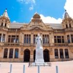 Public library of Port Elizabeth — Stock Photo #10469707