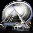 Ferris wheel at night — Stock Photo #10469966