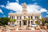 City hall of Port Elizabeth — Foto de Stock