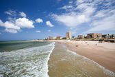 Port Elizabeth beach — Stock Photo