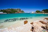 Knysna beach, South Africa — Stock Photo
