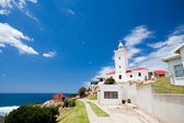 Lighthouse in Mossel bay, South Africa — Stock Photo