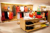 Dámské oblečení obchod — Stock fotografie