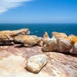 Rocks on cape of good hope — Stock Photo