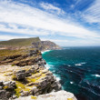 Landscape of cape of good hope — Stock Photo