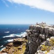 Stock Photo: Tourists on cape of good hope