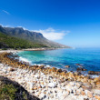 Hout bay beach, south africa - Stok fotoğraf