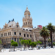 Stock Photo: City hall of Cape Town