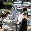 Informal settlement in South Africa — Stock Photo #10470223