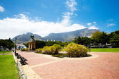 Company's garden, cape town — Stock Photo