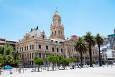 City hall of Cape Town — Stock Photo