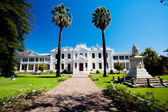 Theological seminary in Stellenbosch, South Africa — Stock Photo