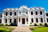Theological seminary in stellenbosch — Stock Photo