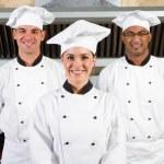 Professional cooks — Stock Photo
