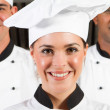 Professional chefs — Stock Photo #10674413