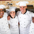 Professional chefs — Stock Photo #10674442
