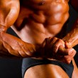 Bodybuilder body — Stock Photo #10679561