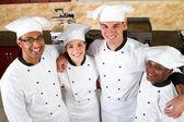 Professional chefs — Foto de Stock