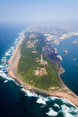 Durban, sudáfrica — Foto de Stock