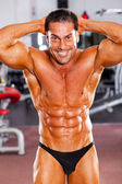 Male bodybuilder — Stock Photo