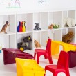Preschool classroom — Stock Photo