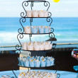 Wedding cake — Stock Photo #10685754