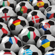 Stock Photo: European Soccer 2012