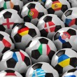 European Soccer 2012 — Stock Photo
