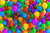 Party-ballons — Stockfoto